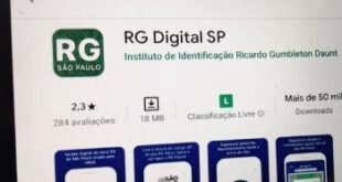 RG Digital Aplicativo