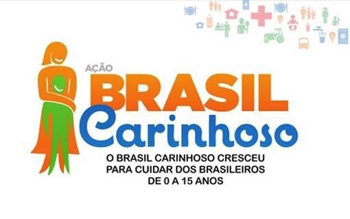 Brasil Carinhoso Programa Voltado Para a Primeira Infância