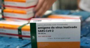 Agendamento de Vacinação Covid