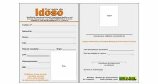 Carteira do Idoso - Como solicitar