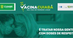 Prefeitura Cuiabá Cadastro Vacina