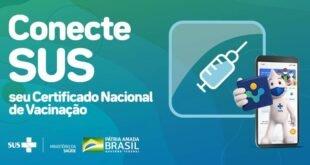 Certificação Vacinação No Brasil e Viagem ao Exterior