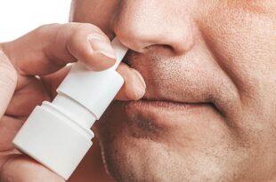 Vacina Spray Nasal em 2022