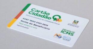 Devolve ICMS Cartão Cidadão