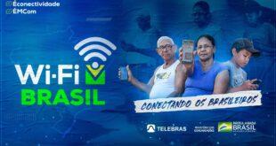 Wi Fi Brasil Social Gratuito